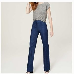 Ann Taylor Loft High Waisted Jeans